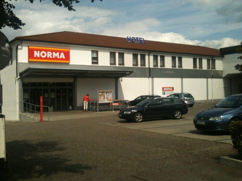 Neu-Ulm/Pfuhl, Bayern, Gewerbeverwaltung