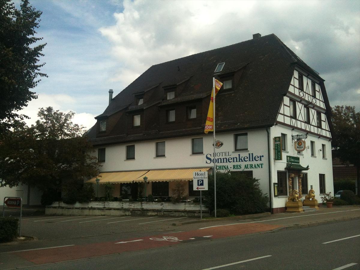 Neu-Ulm/Pfuhl, Bayern, Gasthaus