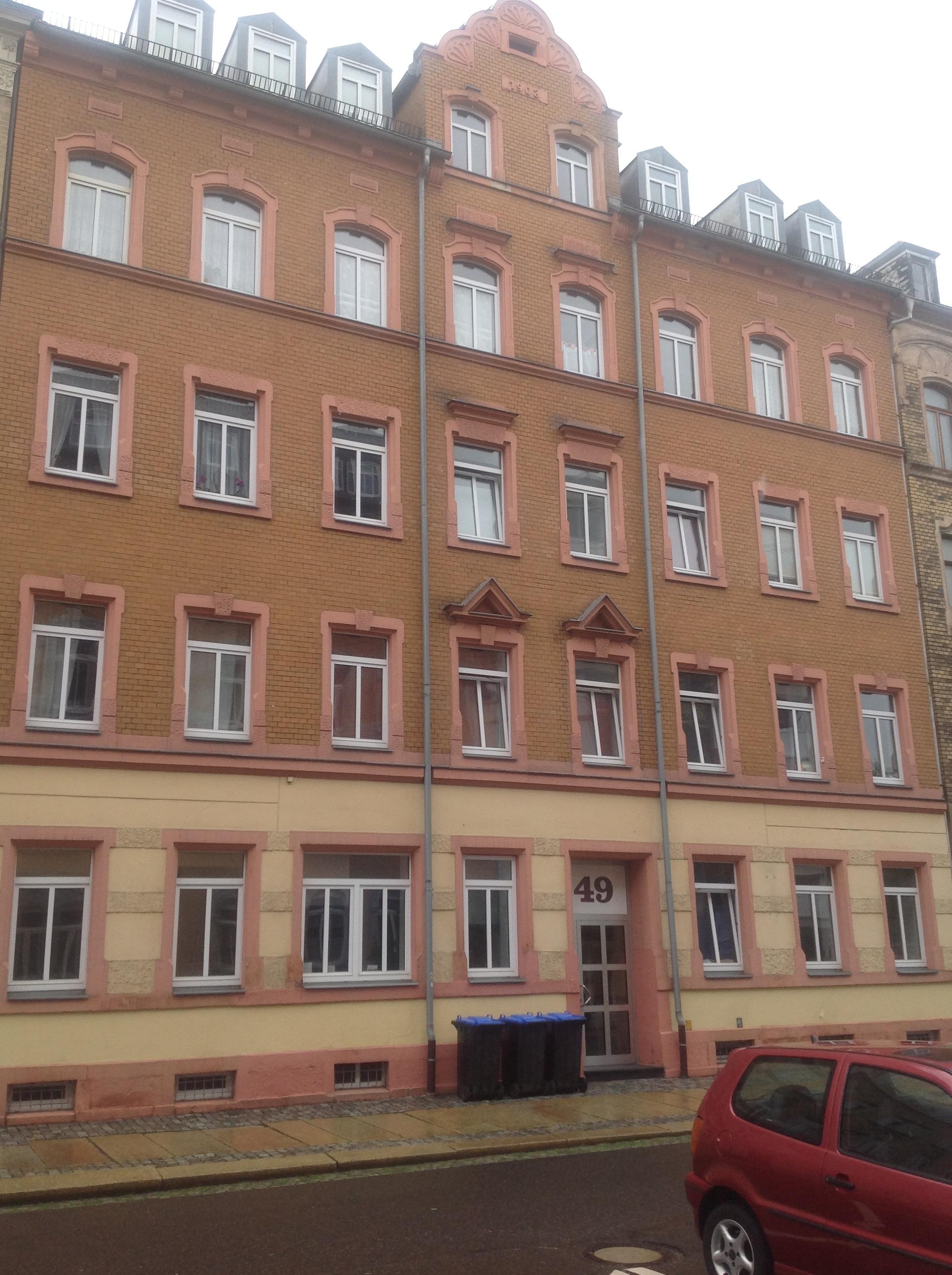 Chemnitz/Sachsen, Mehrfamlienwohnhaus, 14 WE