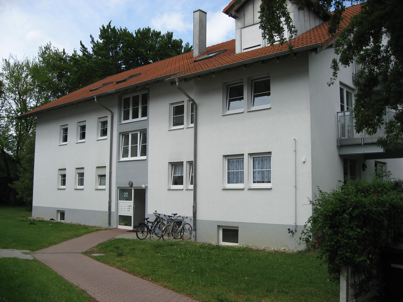 Neu-Ulm/Pfuhl, Bayern, Mehrfamilienwohnhaus, 9 WE