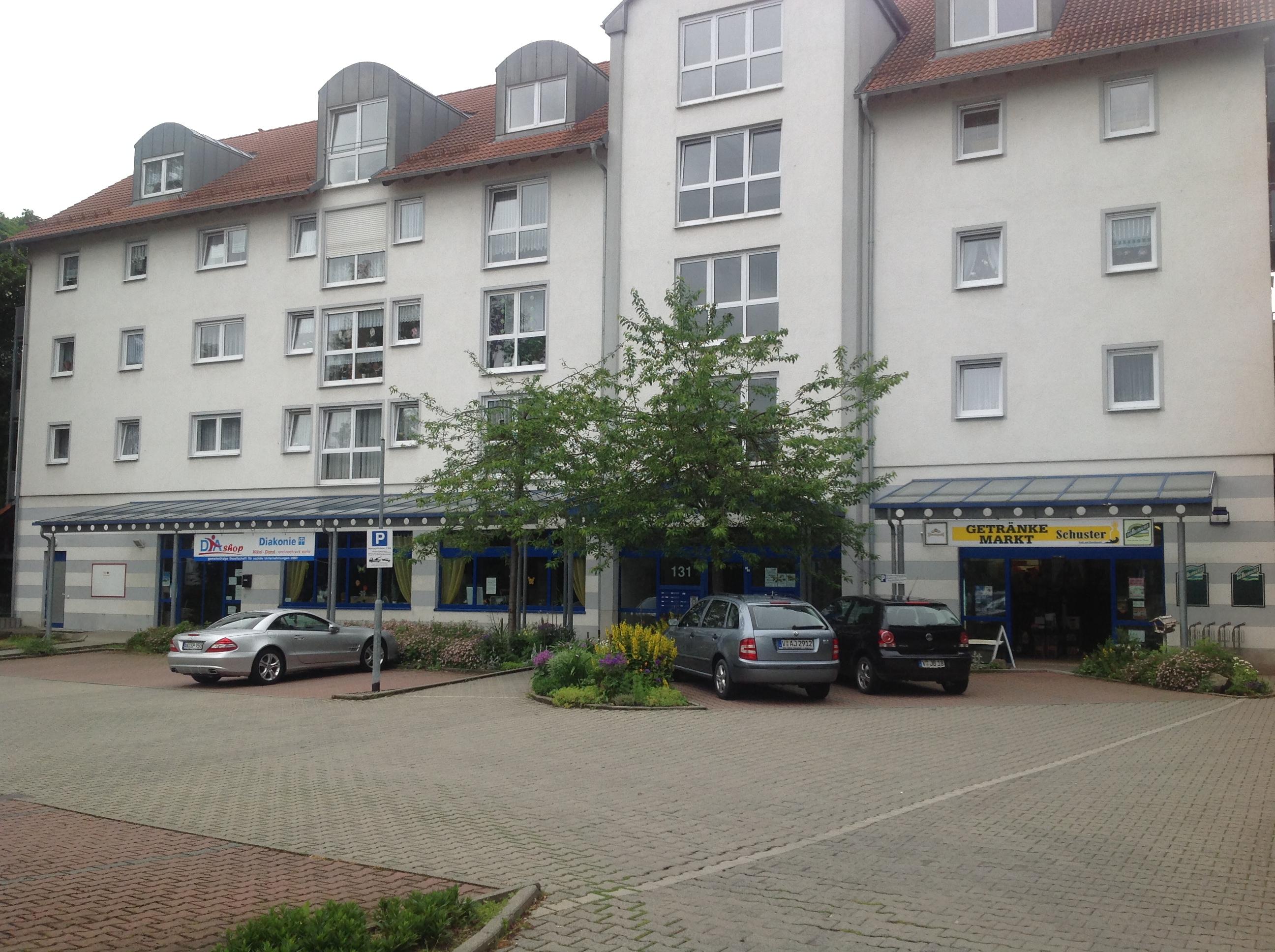 Plauen, Vogtland/Sachsen, Wohn- und Geschäftshaus, 35 WE