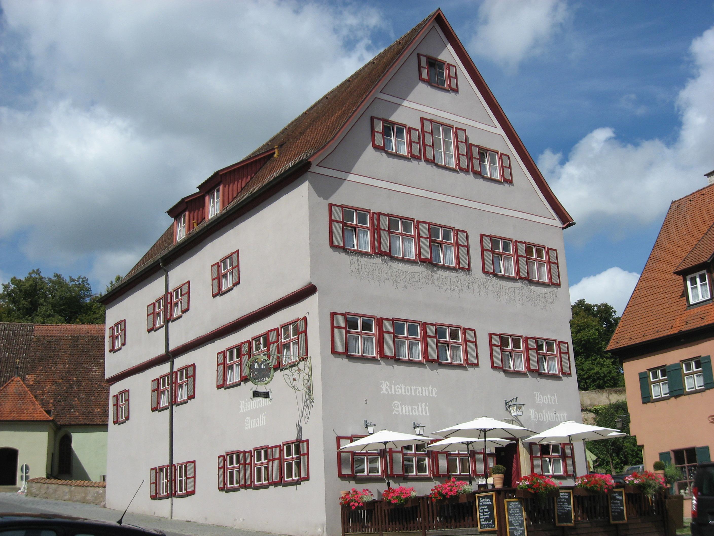 Dinkelsbühl, Mittelfranken, Gasthaus und Hotel